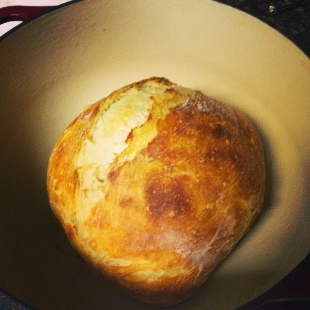 MK's bread recipe