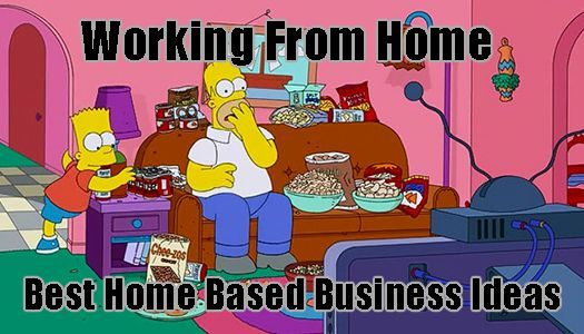 Working from home has a great appeal, we can all understand that. It would be great to buy a franchise and start raking money. Many people don't have cash.