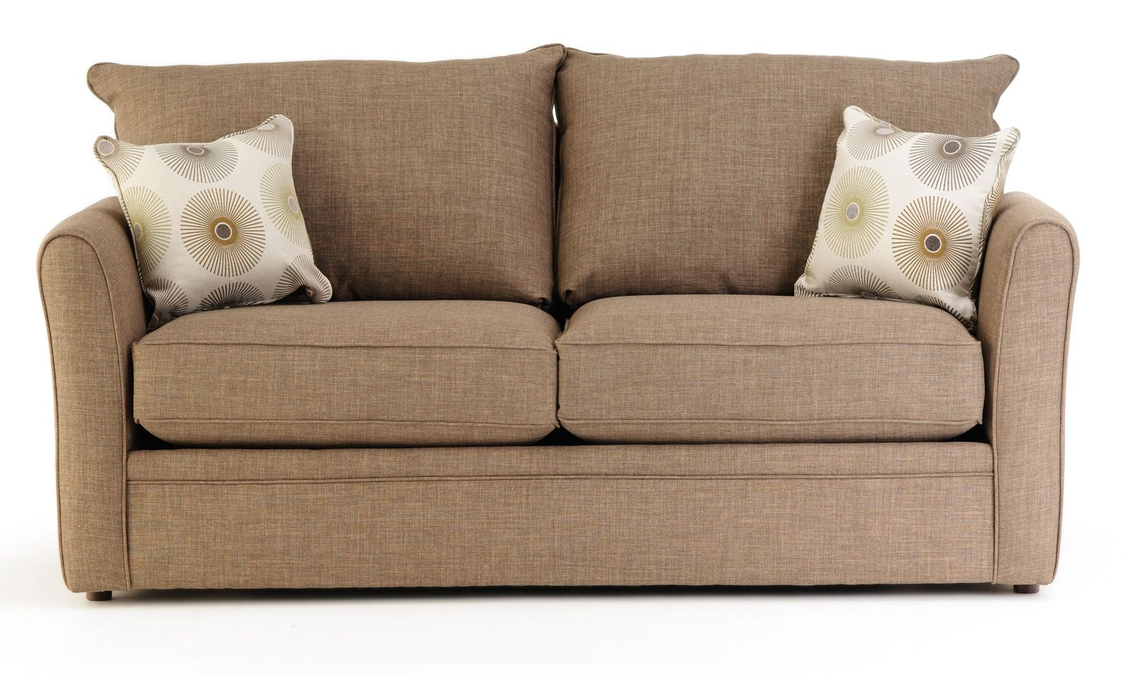 Sleeper sofas with memory foam mattresses - A Cozy And Comfy Sofa That Hides A Secret A Full Sized Memory Foam Mattress Inside Polyester Cc S Hardwood Frame High Density Foam Seat Cushions Fiber