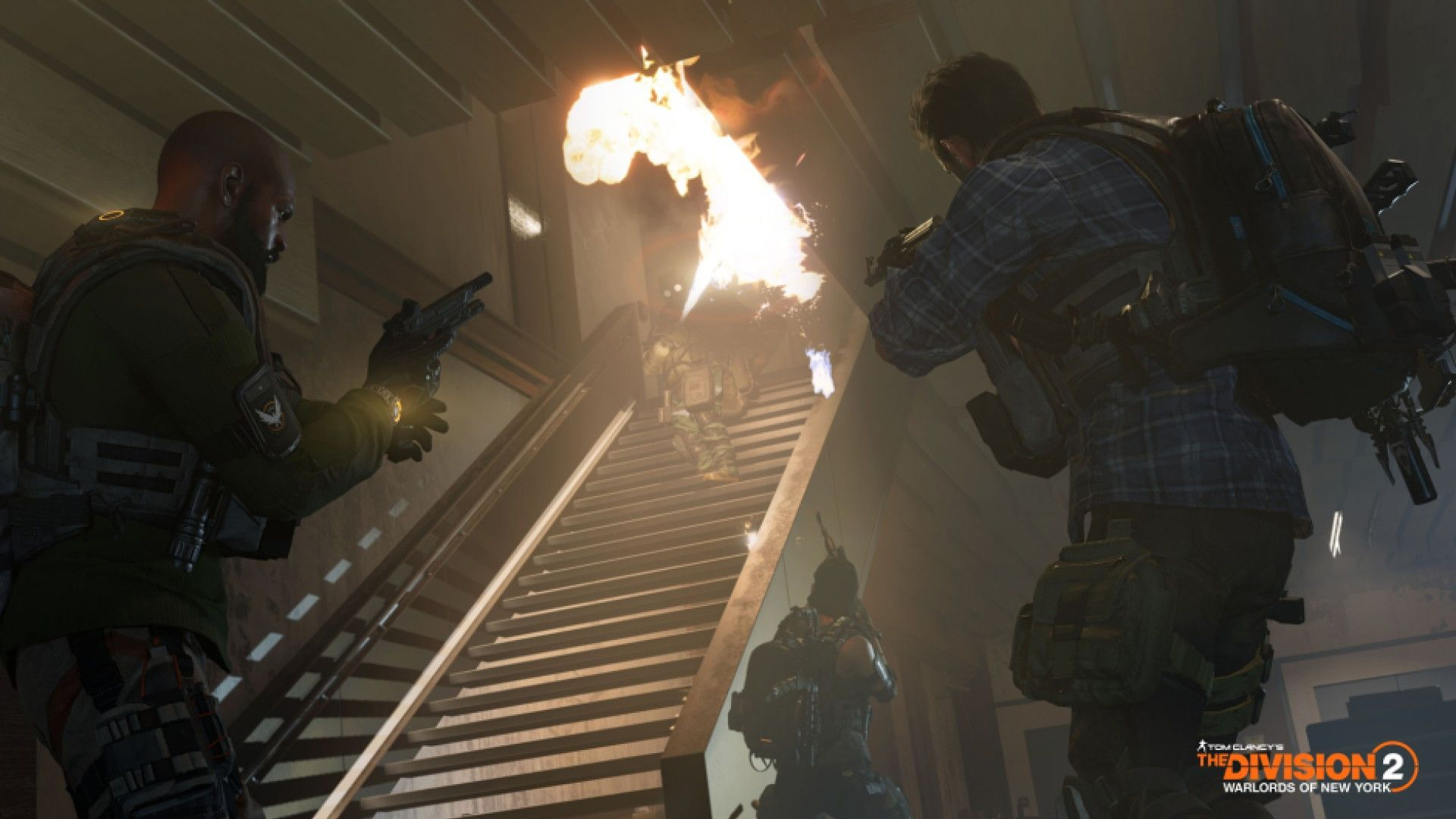 Fight 100 Floors Of Foes In The Division 2s The Summit In 2020 Transmogrification Live In The Now The Warlord