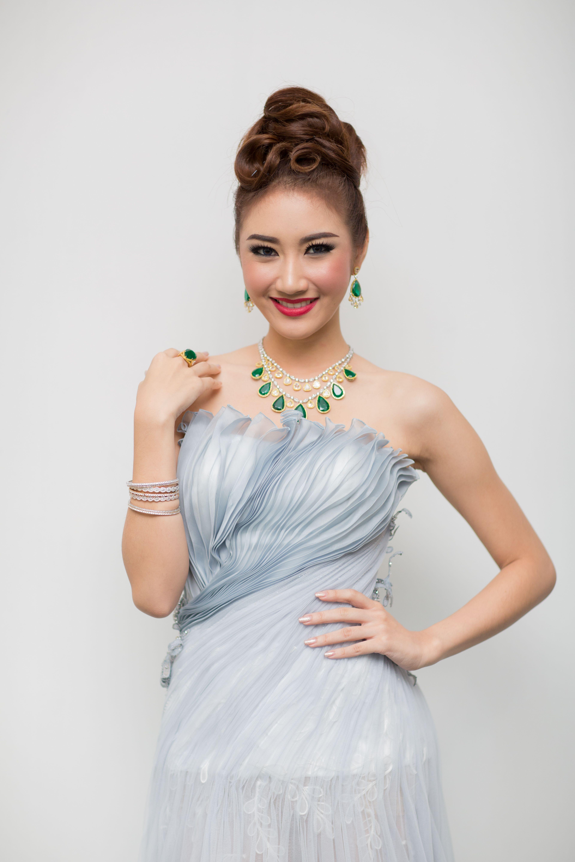 Traditional Evening Dress