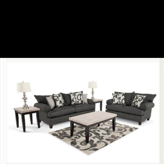 Living Room Set From Bobs Furniture