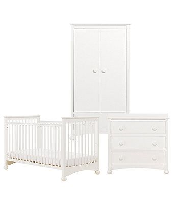Mothercare Charleston 3 Piece Nursery Furniture Set Off