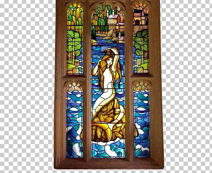 Window Stained Glass Harry Potter Mermaid Png Clipart Art Art Glass Decorative Arts Fictio Harry Potter Mermaid Window Stained Harry Potter Christmas Tree