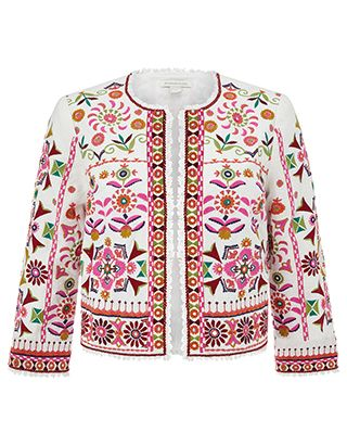 Monsoon | Women & children's clothing. Embroidered JacketFloral ...