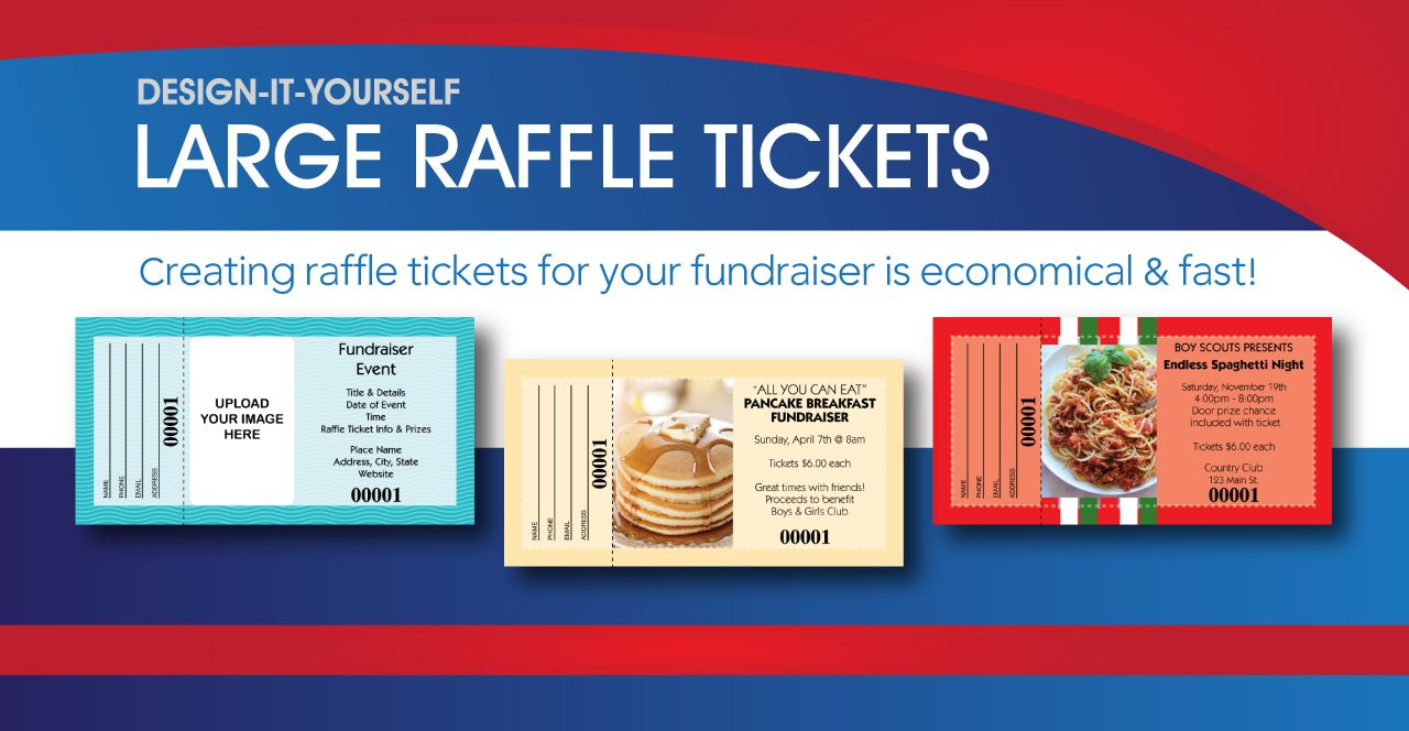 worldwide manufactures admission tickets raffle tickets thermal