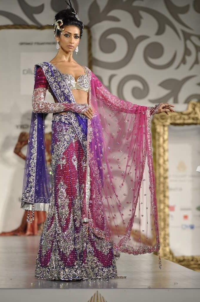 707b37f4b Awesome Fashion 2012  Awesome Neeta Lulla Designer Saree Collection 2012