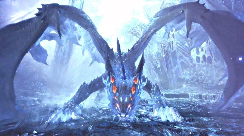 Elder Dragon Xeno Jiiva Monster Hunter World Monster Hunter Light In The Dark