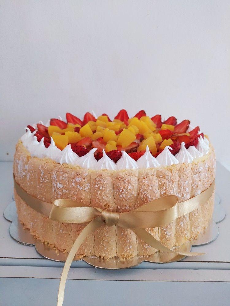 Torta De Fresa Y Melocotón Food Cheesecake Mini Cheesecake