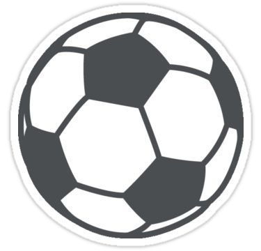 Soccer Football Emoji Sticker By Scrappydesigns Emoji Stickers Soccer Cute Stickers