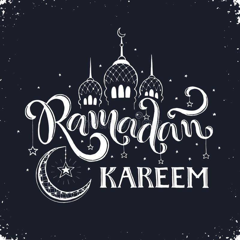Ramadan Kareem Poster Ramadan Kareem Hand Drawn Calligraphy On Chalkboard Isla Sponsored Drawn Calligr Ramadan Poster Ramadan Kareem Ramadan Greetings