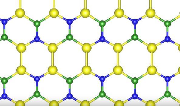 Un material más avanzado que el grafeno  Ciencia investigacion materiales