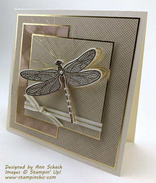 Dragonfly Dreams for Freshly Made Sketches (The St