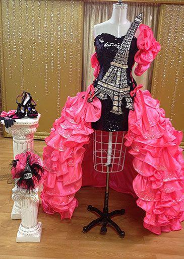 gypsy dresses sondra celli | vestidos 15 rosa in 2019 | pinterest