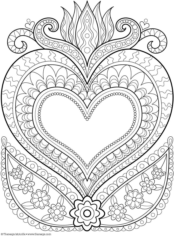 Free Spirit Coloring Book Coloring Is Fun Amazon De Thaneeya Mcardle Fremdsprachige Bucher Wenn Du Mal Buch Mandala Malvorlagen Malbuch Vorlagen