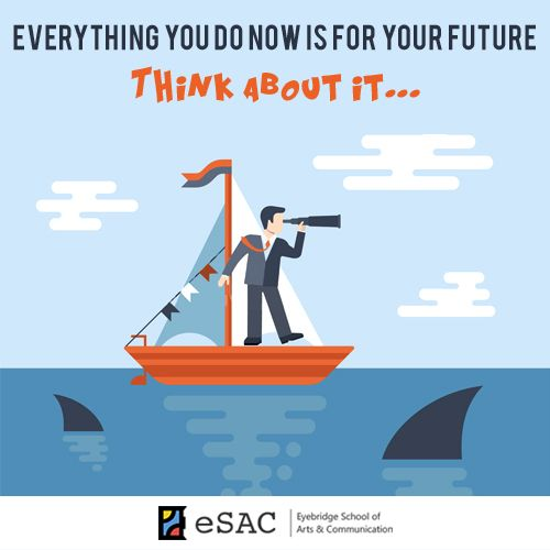 Plan your present and achieve an amazing #career path Acquiring the