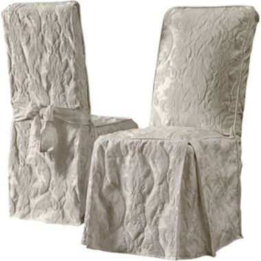 Chairs Dining Room Chair Slipcovers, Jcpenney Dining Room Chair Covers