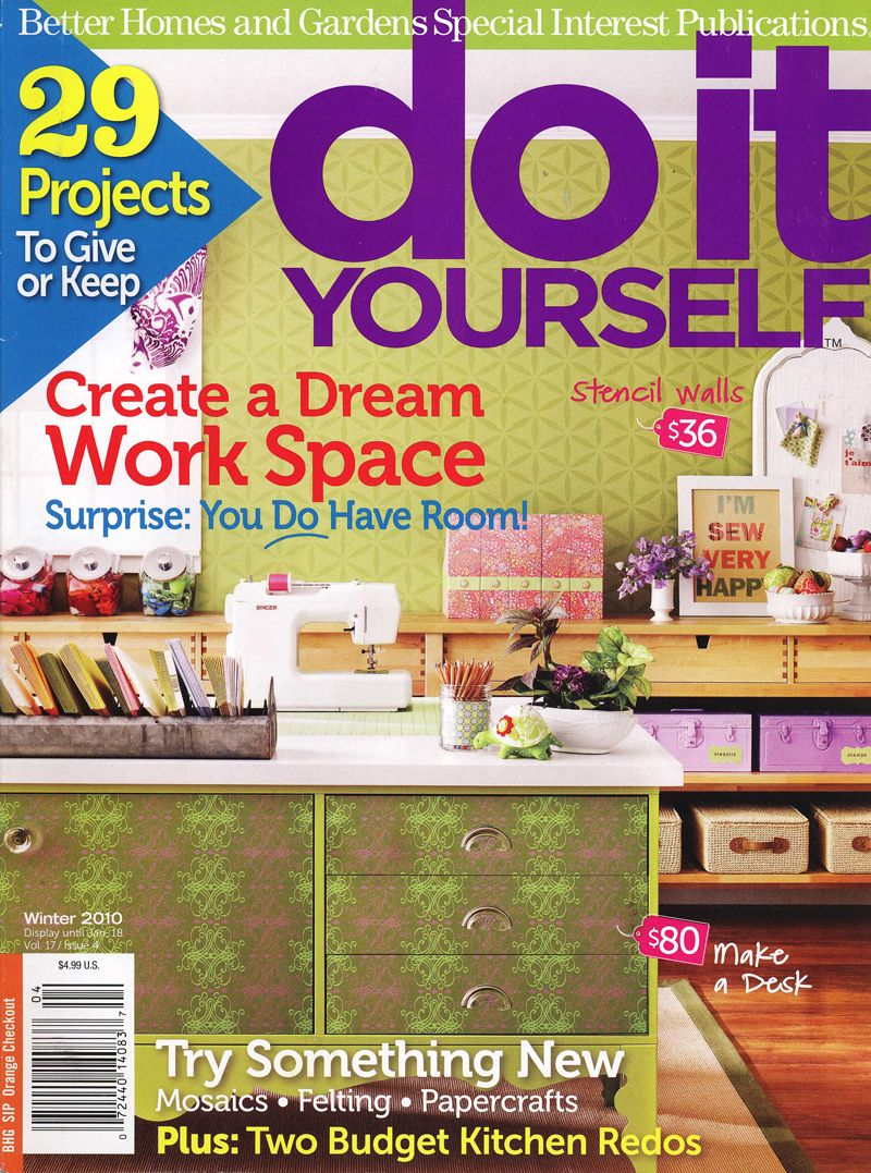 e6937f8bef21ebbde2bf94f7f025c716 - Better Homes And Gardens Make It Yourself Magazine