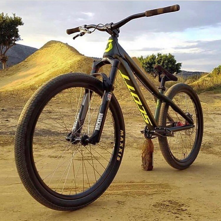 Dirt Jump Frames Cool Dirt Bikes Hardtail Mountain Bike