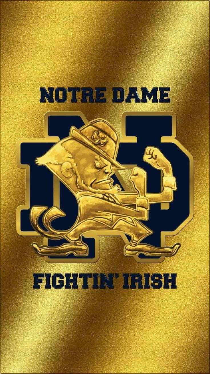 Pin by Kristofer Doerfler on Fighting Irish Notre dame