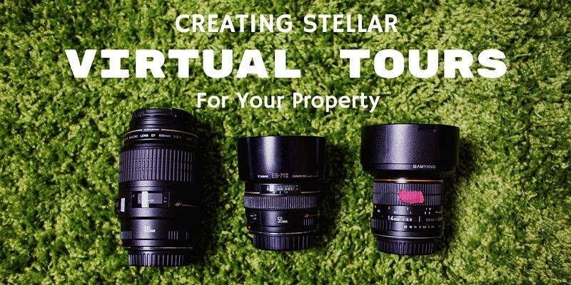 Realtor.com statistics report that listings with virtual tours receive 87% more views than listings without tours (including those with still photos alone)