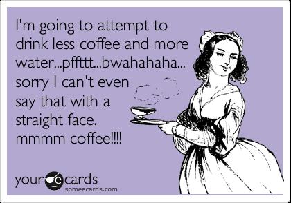 who am i kidding?  coffee....
