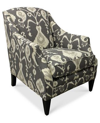 Tinsley Fabric Accent Chair 30 Quot W X 35 Quot D X 36 Quot H