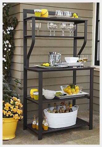 Perfect For Deck With Images Patio Bar Dining Nook Outside Bars