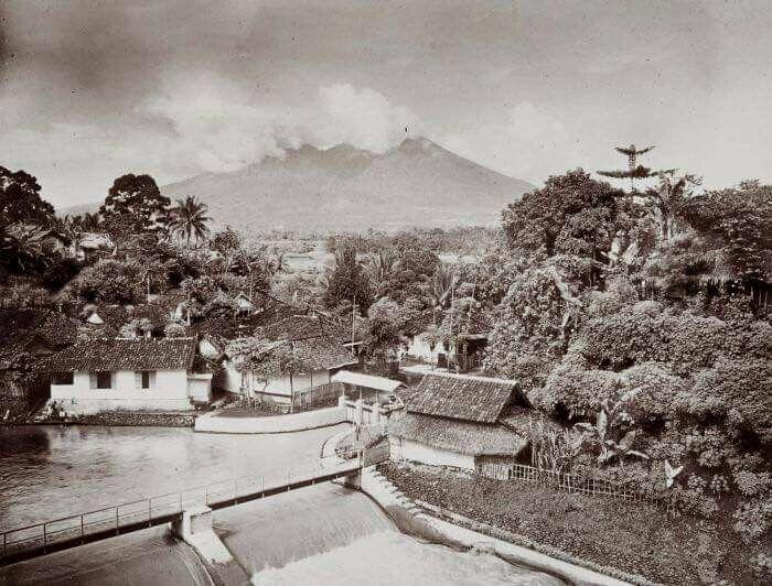 Paledang Bogor 1920 Pemandangan Fotografi Pemandangan Indonesia