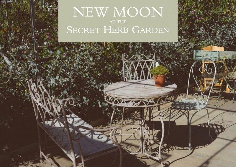Welcome to Secret Herb Garden
