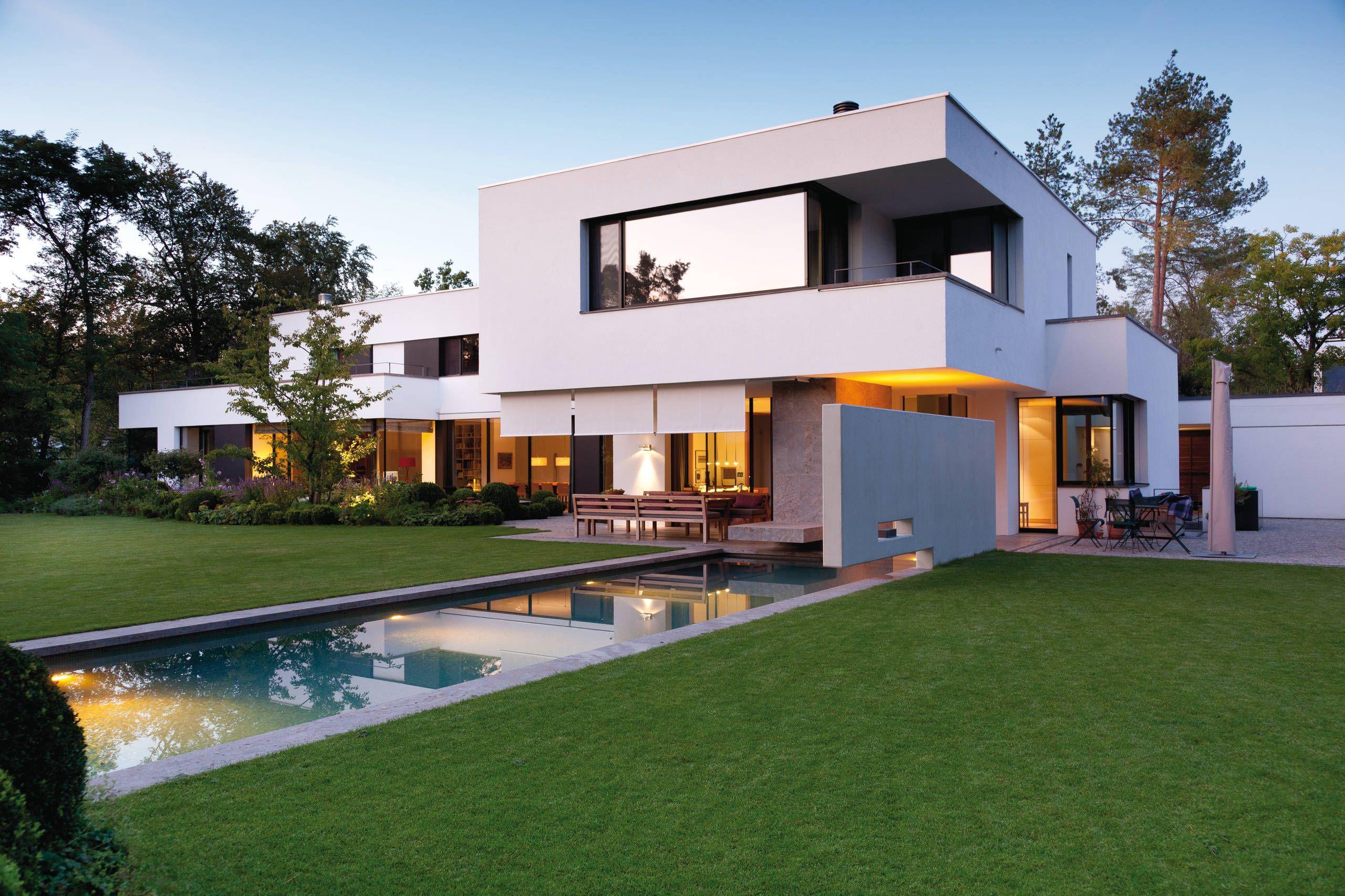 Fachadas modernas de casas de dos pisos descubre cmo conseguir una