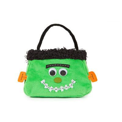 Xia Home Fashions Frankenstein Halloween Treat Bag Products - decorate halloween bags