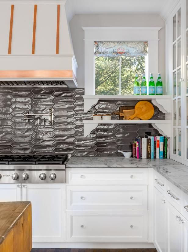 Contemporary Backsplash Ideas In 2020 Beautiful Kitchens