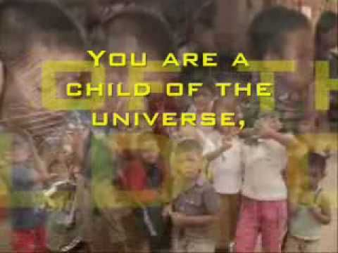 You Are A Child Of The Universe Desiderata Narration