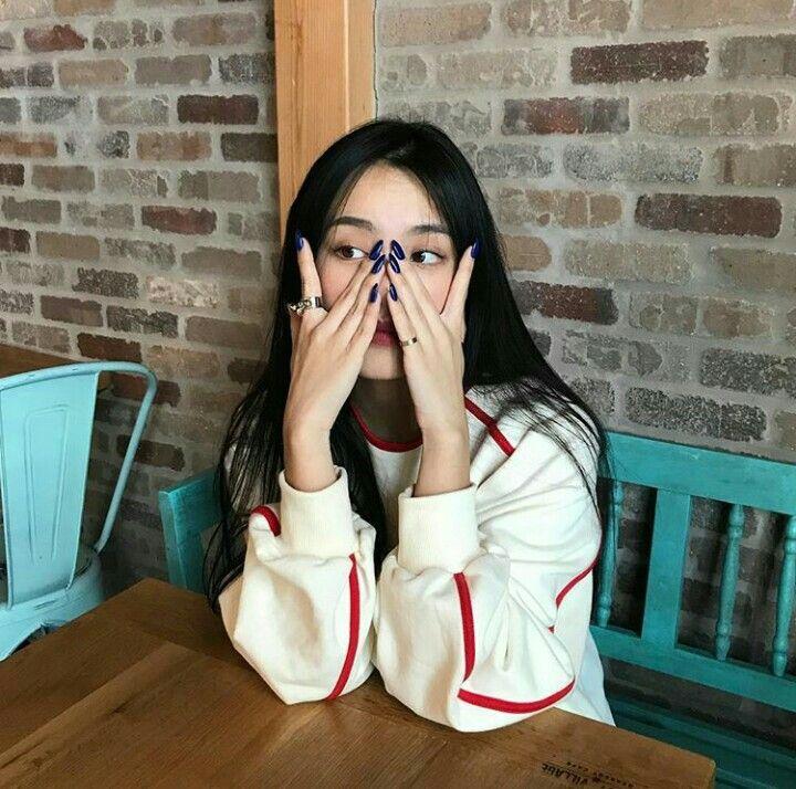 coréenne / icônes tumblr / coréenne ulzzang @ulzzang; les filles abd9a6