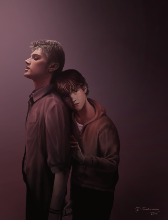 Don't be Scared of the Dark, Little Brother - 2015 - sam and dean