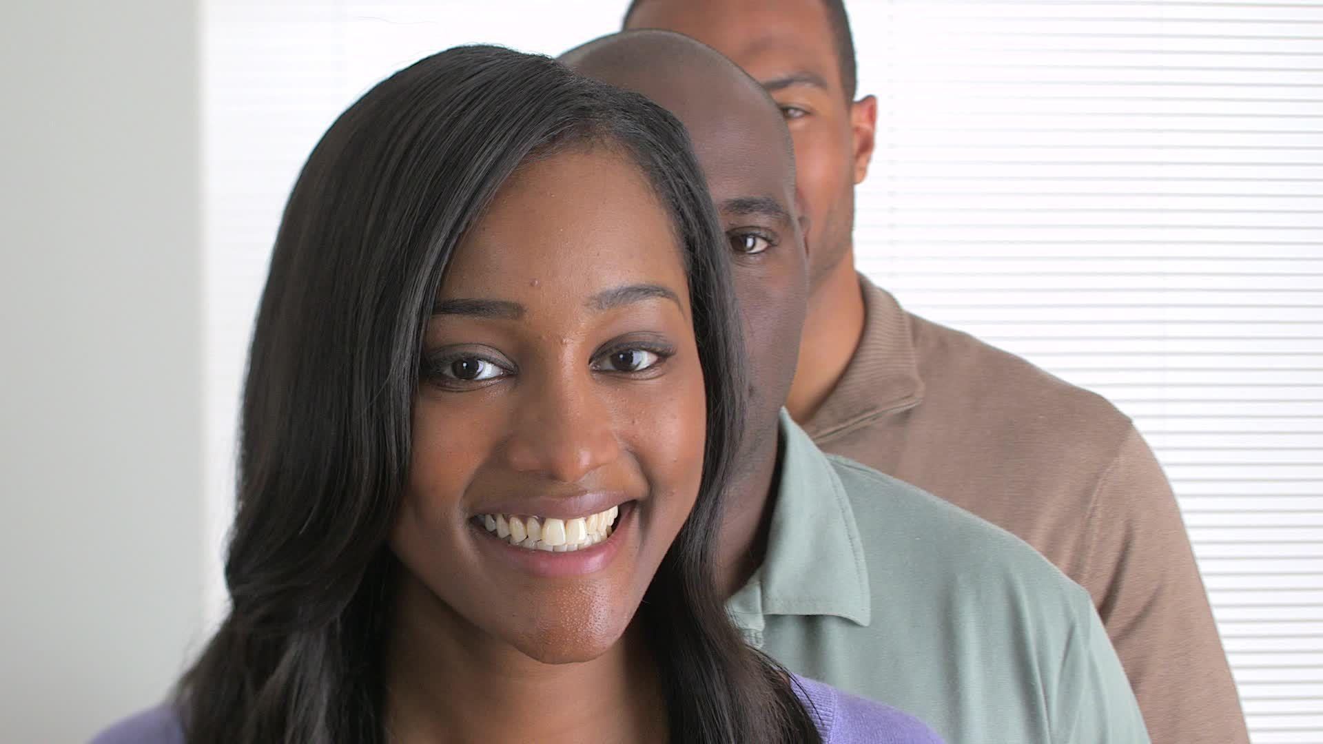 Home design bilder einzigen stock confident black businessteam stock footageblackconfident