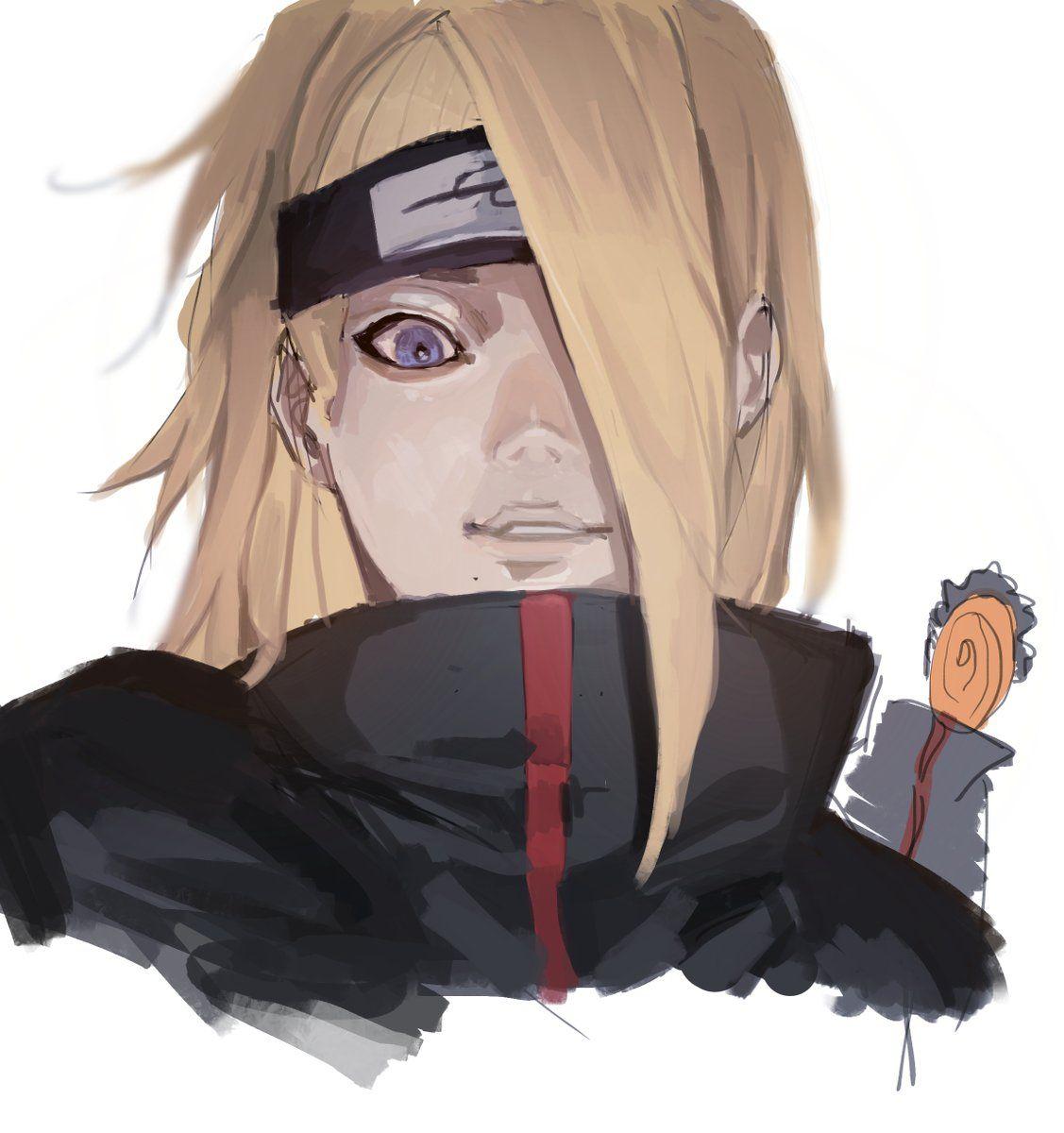 Pin de Smash_mouth Al em Акацки Naruto, Anime