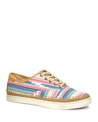 UGG® Eyan II Serape Sneakers | Bloomingdale's