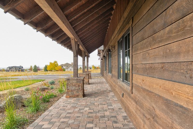 Ranchwood Shiplap Siding Country Barns Architecture Design