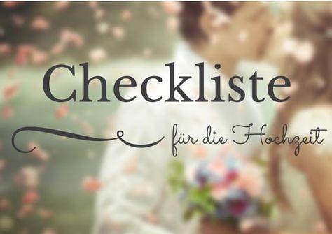 Eine Hochzeit braucht viel Mühe und Vorbereitungszeit, um alle Wünsche und Bedürfnisse unter ...