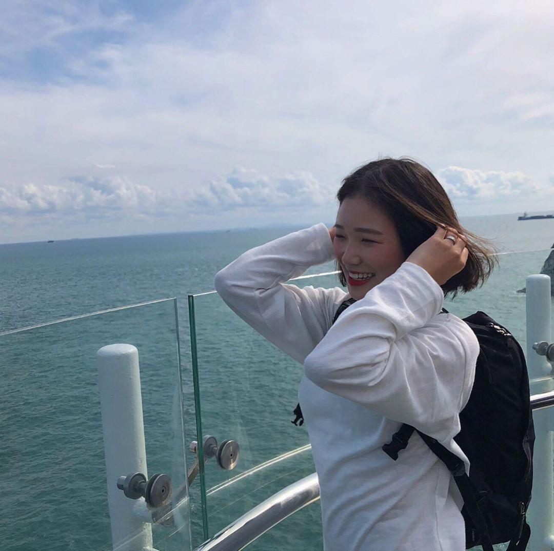 나의 꿈 : 바다 소녀