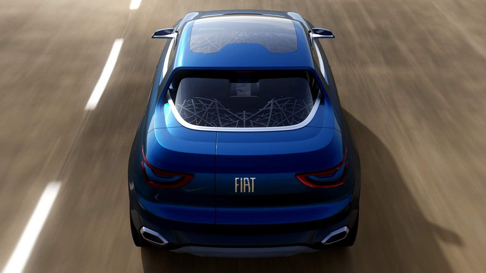 Fiat Pick-up leve