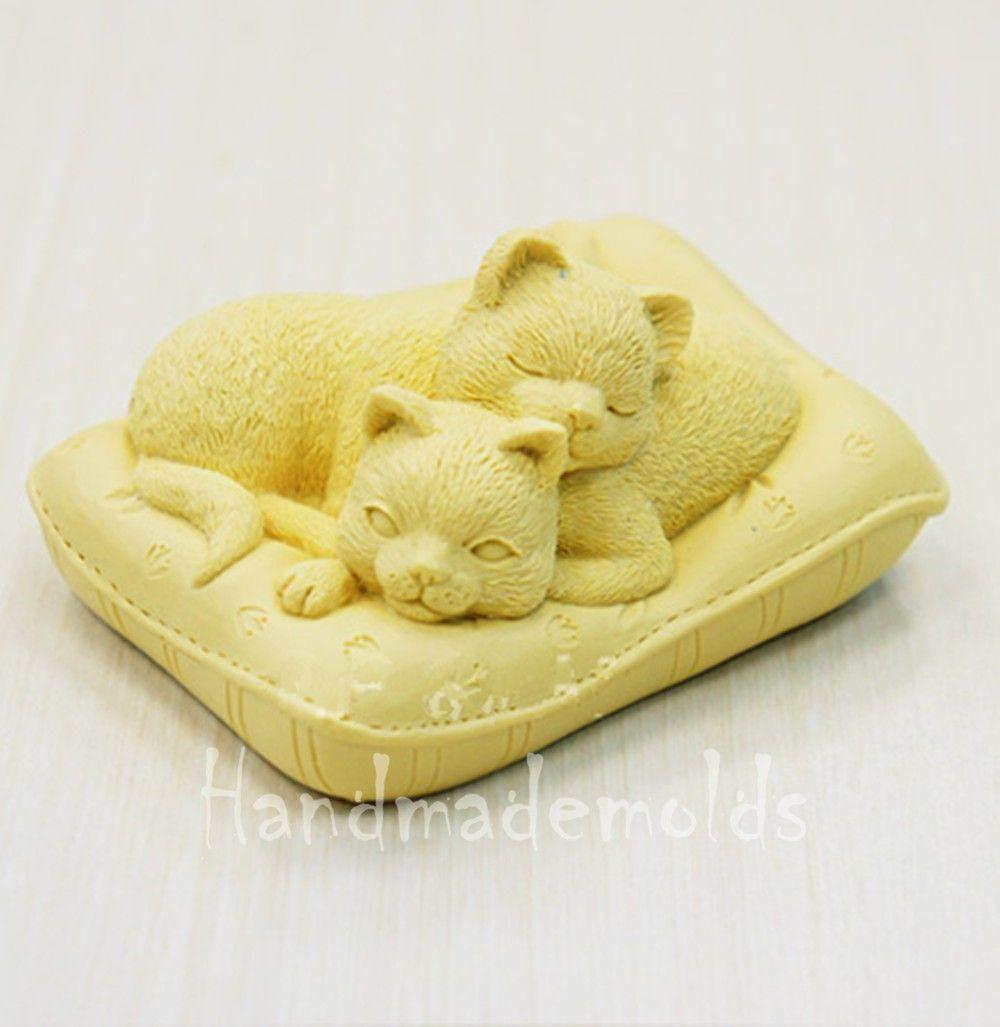 Leopard s craft art silicone soap mold craft molds diy handmade