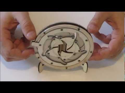 Assembly Instructions For Iris Mechanism Kit This Is One