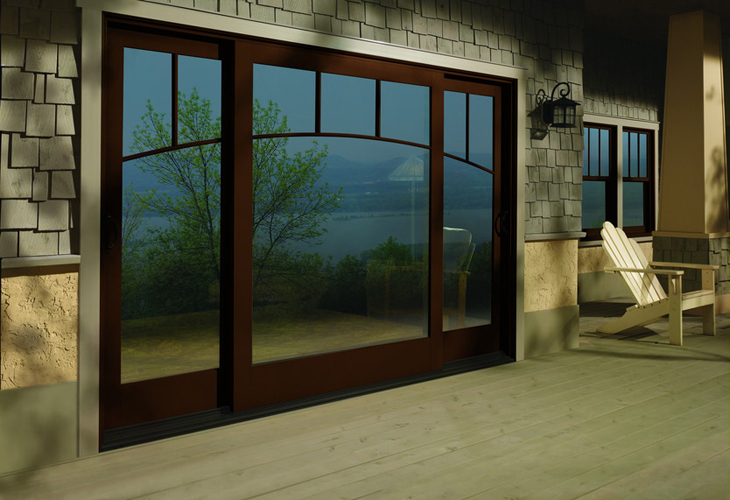 A Series Frenchwood Double Doors Exterior Windows And Doors House Exterior