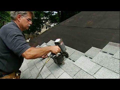 Beautiful Re Shingling A Roof | Episode 9, Season 4 (2006)   YouTube