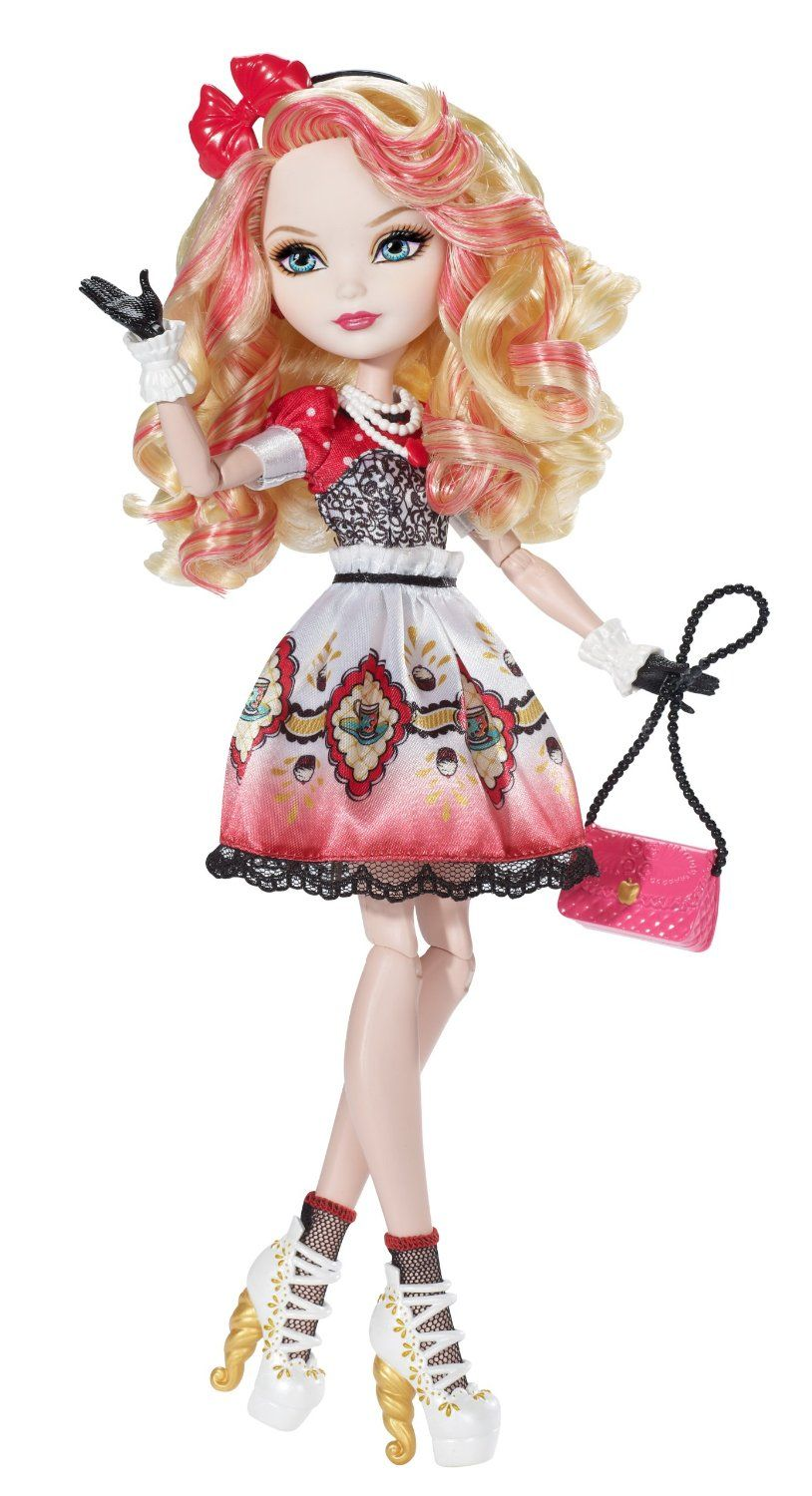 Includes Doll and Toy Accessories Madeline Hatter Hat-tastic Tea Party Playset Ever After High