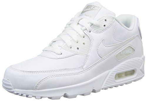 zapatos nike air max blancos