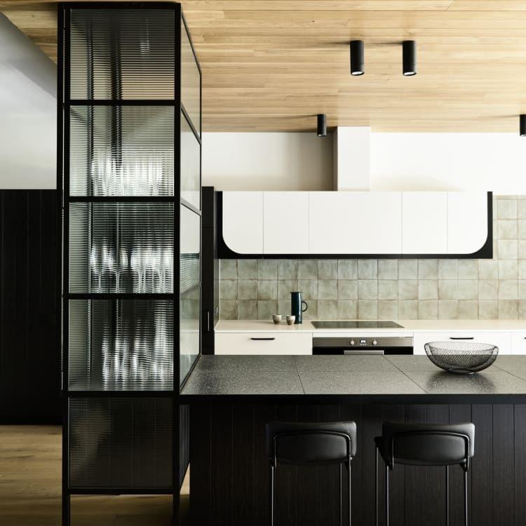 Moderne Küche Accessoires: García Cumini – Küchen-Steckbrieg - AD
